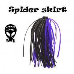 AM CRAFT Spider Skirt noir...