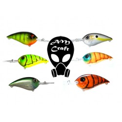 AM CRAFT Crankbait deep one...