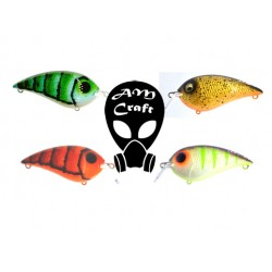 AM CRAFT crankbait shallow...