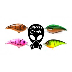 AM CRAFT Crankbait Mann's...