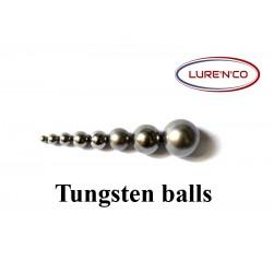 Tungsten balls per 10