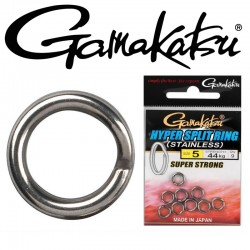 GAMAKATSU hyper split ring...