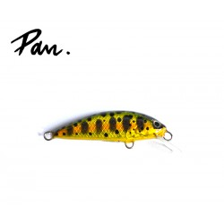 PAN jerkbait 50mm sinking...