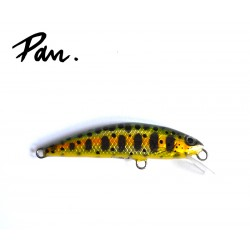 PAN jerkbait flat 60mm...
