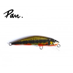 PAN jerkbait flat 55mm...
