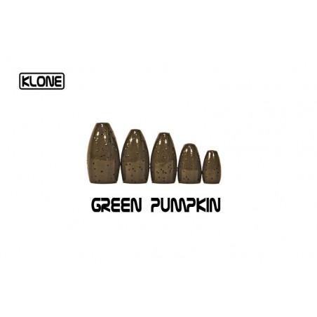 KLONE Balles en tungstène Green Pumpkin