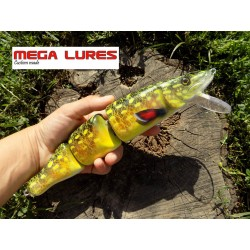 MEGALURES pike swimbait 3...
