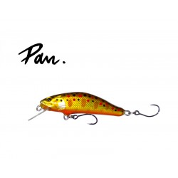 PAN jerkbait 45mm slow sinking