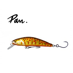 PAN jerkbait 55mm slow sinking