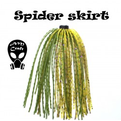AM CRAFT Spider Skirt green
