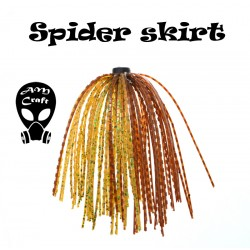 AM CRAFT Spider Skirt brown
