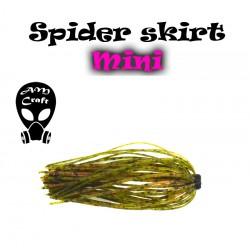 AM CRAFT Spider Skirt mini...